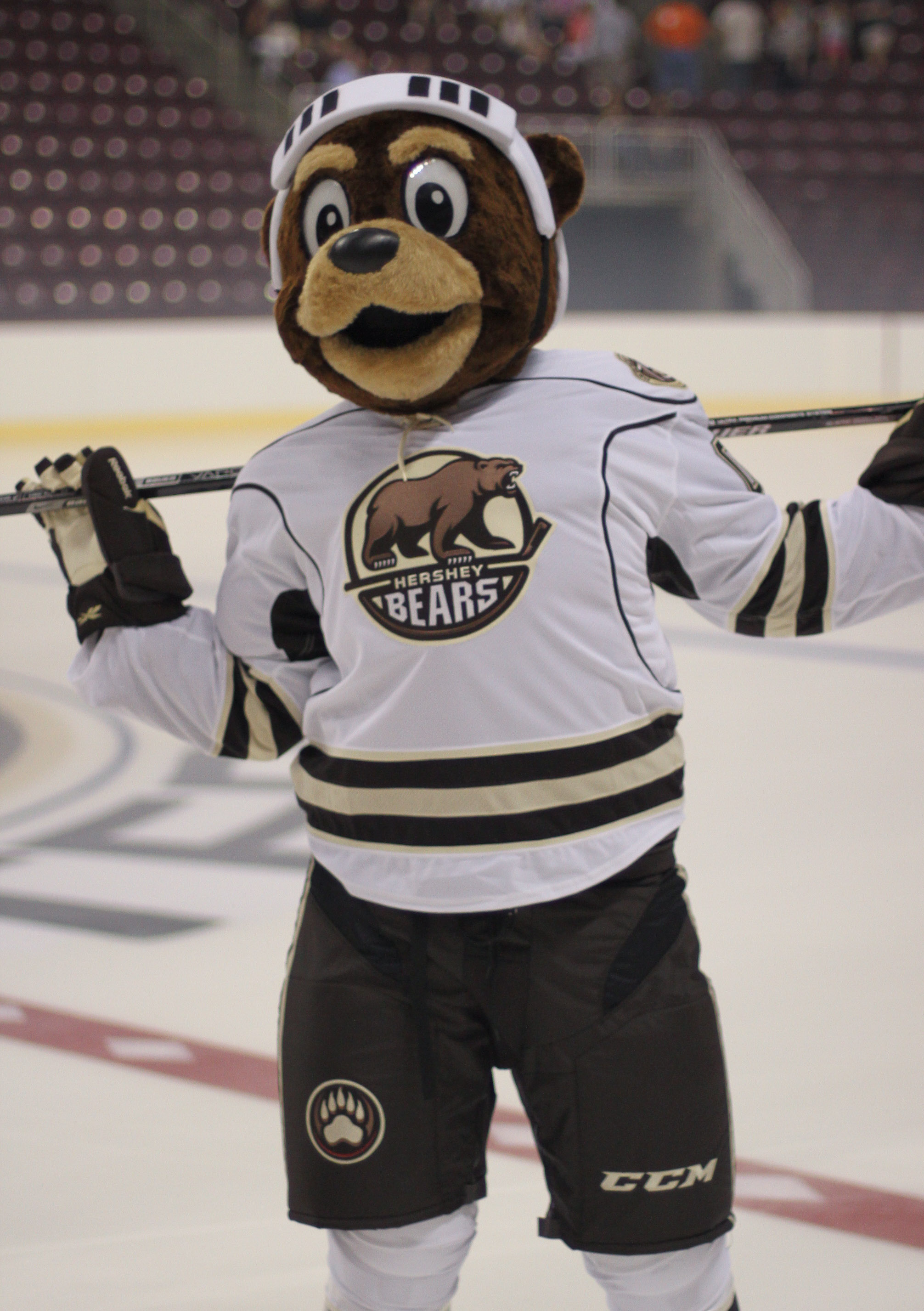 Hershey Car Show >> The 25 Days of Hershey Bears Hockey